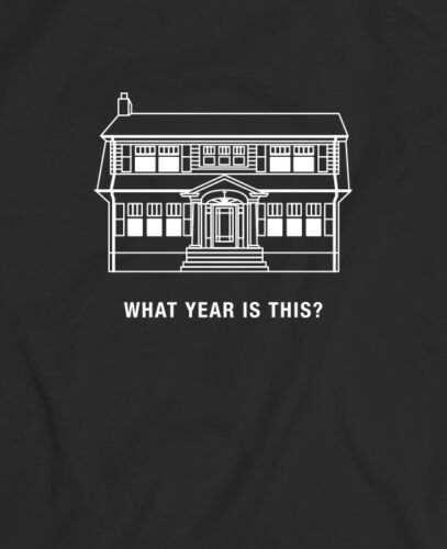 """Twin Peaks inspired T-Shirt /""""What Year Is This?/"""" Agent Dale Cooper Laura Palmer"""