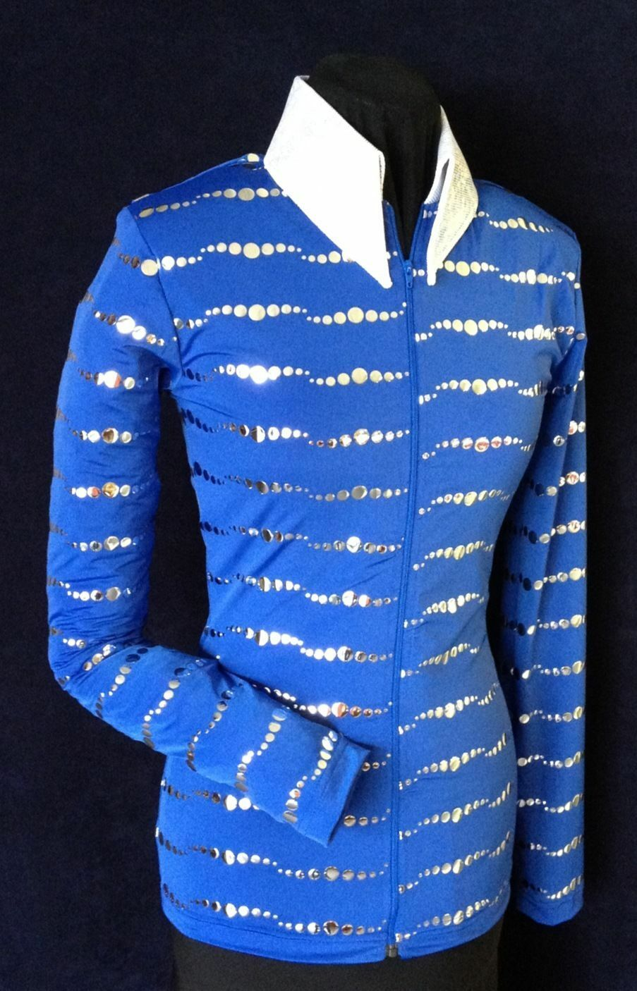 Arena Parade Rodeo Queen  Showmanship Horsemanship Adult Shirt by Riding High USA  best fashion