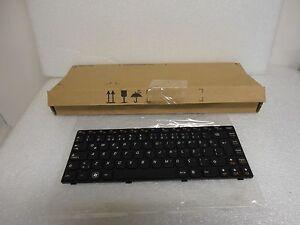 New Genuine Lenovo Turkish Keyboard 25202002 Essential G580 G585 T2B8-TUR