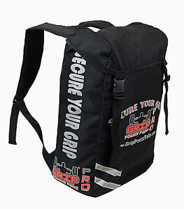 1a08bd1473 Image is loading Grip-Power-Pads-Sport-Sackpack-Gym-Bag-New
