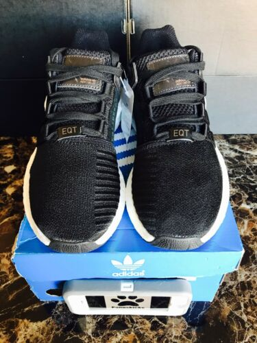 milled o Bb1236 5 Negro 17 Mujer Support Adidas Tama 93 Eqt 7 8 Leather xwq0W17fAP