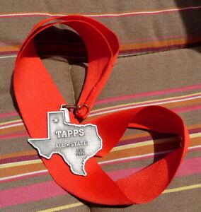 TAPPS-BASKETBALL-TEXAS-Medal-Est-1978-Sports-Memorabilia