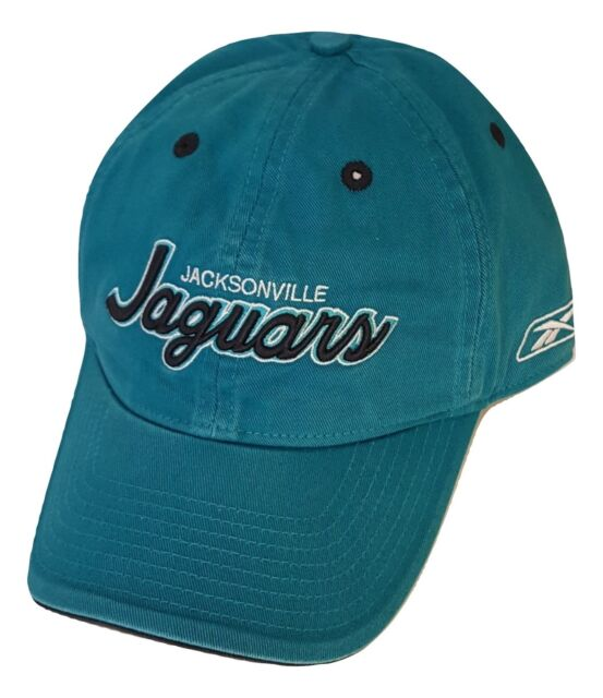 Reebok Jacksonville Jaguars Hat Sideline Slouch Cap NFL Apparel  48fad510e07