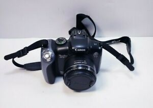 Canon PowerShot SX10 IS 10.0MP Digital Camera For PARTS or REPAIR only