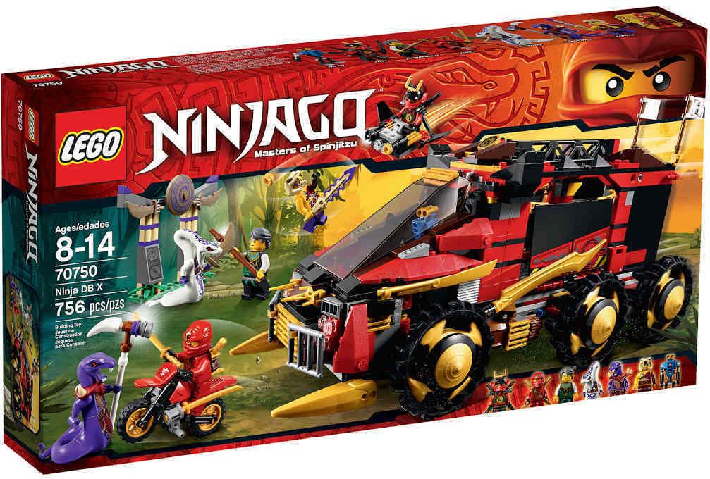 LEGO® NINJAGO™ 70750