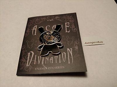 Kidrobot Arcane Divination Metal Enamel Pin Series 1 The Hermit
