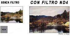 COKIN FILTRO GRIGIO NEUTRAL ND4 P153 LENTES NIKON CANON SIGMA TAMRON 70-300MM