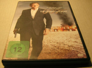 DVD-James-Bond-007-Ein-Quantum-Trost-Daniel-Craig