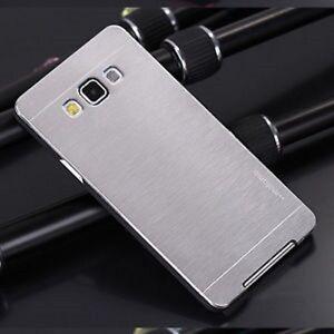 Coque-Etui-Housse-Aluminium-ARGENT-Samsung-Galaxy-J3-2016