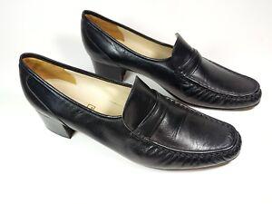 Barker Softmox Vintage En Cuir Noir Talon Moyen Bottines Chaussures Uk 6aa-afficher Le Titre D'origine Pour RéDuire Le Poids Corporel Et Prolonger La Vie