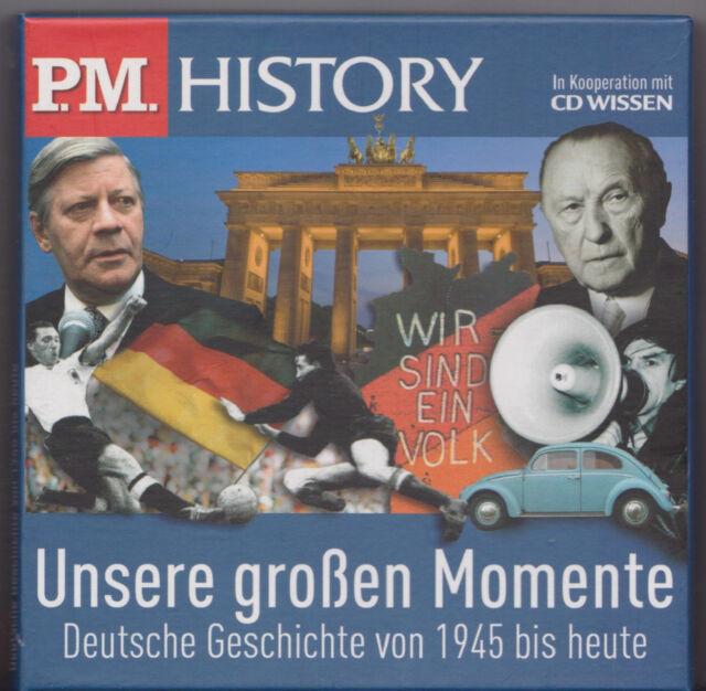 P.M. History - Unsere großen Momente von Gert Heidenreich (2009)
