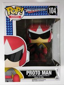 Funko-Proto-Man-104-Super-Smash-Bros-action-figures-toys-New-protoman
