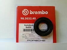 38mm Genuine Brembo Dust Seal Porsche 996 GT2, Cayenne, Audi Q7 Front Calipers