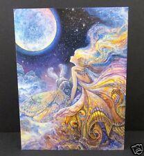 Happy Birthday Greeting Card Fly Me to the Moon Josephine Wall Art Leanin Tree