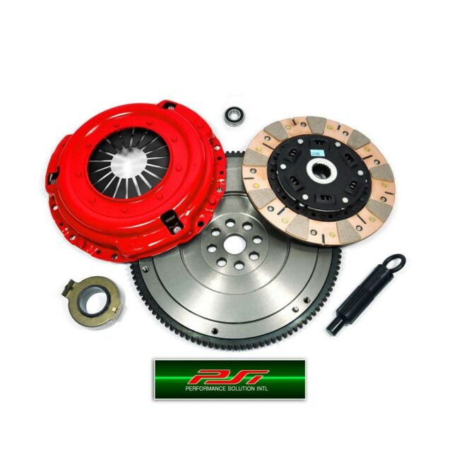 PSI RACING MULTI-FRICTION CLUTCH KIT + FLYWHEEL 1992-93