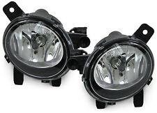 CLEAR FOG LIGHTS FOR BMW F20 F21 3ER F30 F31 F34 4ER F32 F33 NICE GIFT
