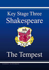 KS3 Shakespeare The Tempest Text Guide by CGP Books (Paperback, 2007)