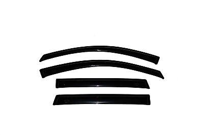 Deflector 4 Pc R Auto Ventshade 94731 Door Window Deflector-Ventvisor