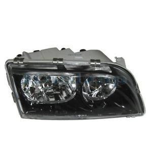 Details About Volvo S40 Headlight Headlamp Black Bezel Head Light Lamp Right Passenger Side Rh