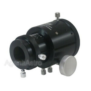 GSO-2-034-Single-Speed-Crayford-Focuser-for-SCT-Telescope-w-1-25-034-Adapter