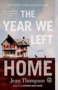 The-Year-We-Left-Home-Thompson-Jean-Used-Good-Book