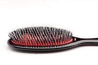 Mason Pearson Bn2 Junior Bristle&nylon Hairbrush – Dark Ruby