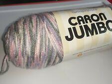 Caron Jumbo Ombre Yarn 12 oz Chocolate Variegate 1 Ball
