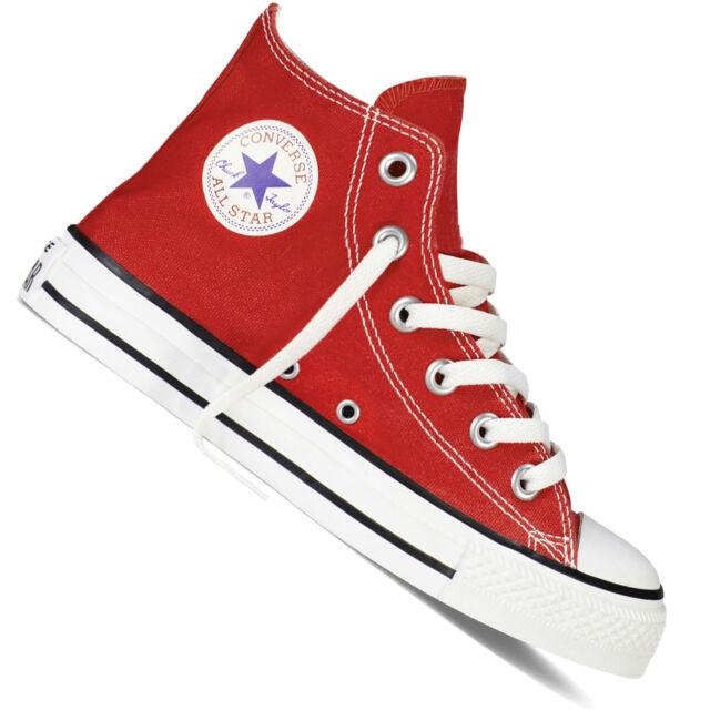 Converse Chucks Kinder 3j232c As Hi Can Red rot Gr. 34