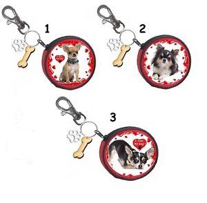 Haustierbedarf Chihuahua Münze Geldbörse Coin Purse Oder Snackbeutel Or Treat Bag Kleidung & Accessoires