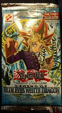 YuGiOh! 1st Edition Legend of Blue Eyes White Dragon Booster Pack! RARE!