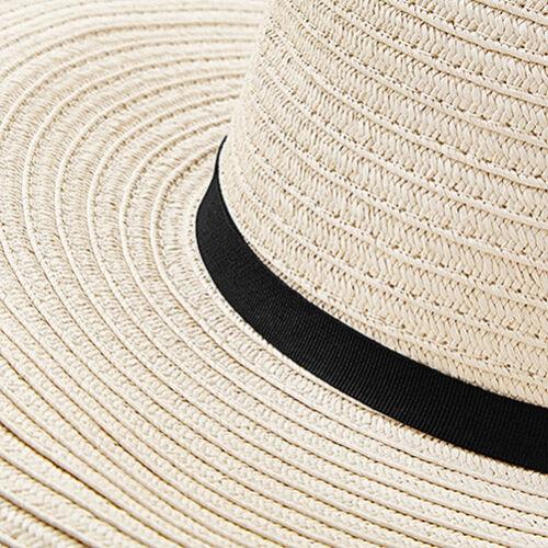 Beechfield Marbella Wide-Brimmed Sun Hat Ladies Summer Time Style B740