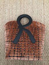 Roberta di Camerino R Handle Bag