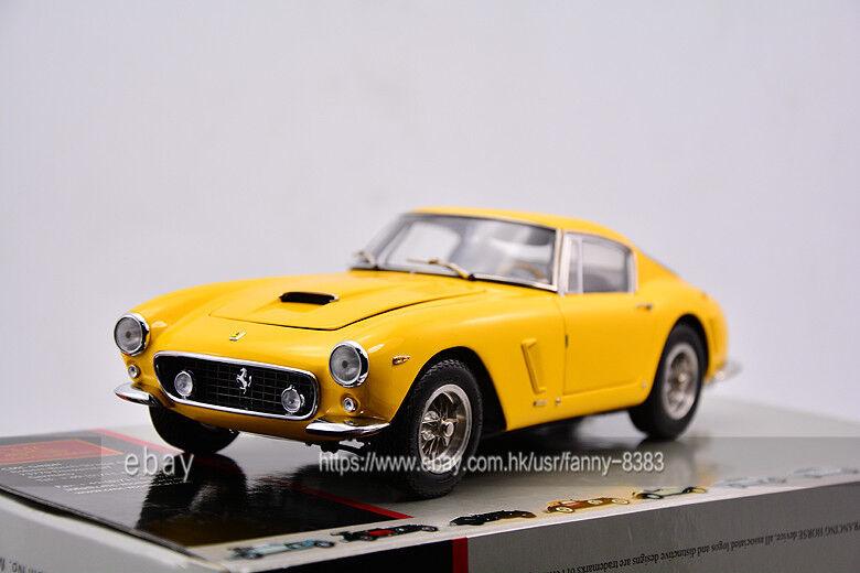 CMC 1 18 1961 Ferrari 250GT SWB Berlinetta passo yellow