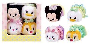 Tsum-Tsum-Japan-Disney-Store-Harajuku-Exclusive-Alta-4-pack-set-Ships-from-USA