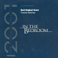 For Your Consideration: In The Bedroom: Best Original Score FYC PROMO Music Cd