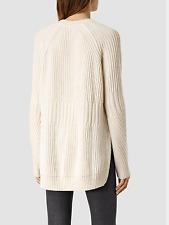Bnwot All Saints RIVA Wool alpaca Jumper XS  will fit uk 4 , 6 & 8 cream so soft