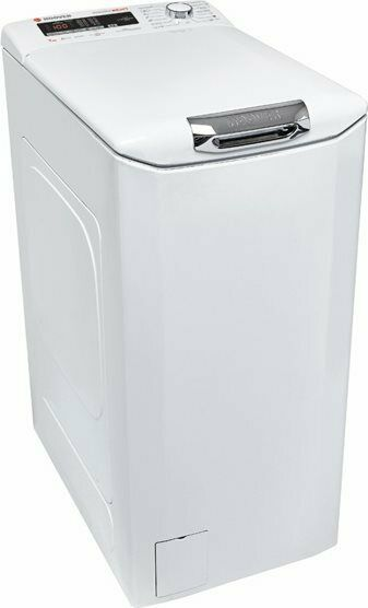 Lavatrice Carica dall'Alto 7 Kg Hoover A+++ 60cm 1200 giri HNOTS372DA01
