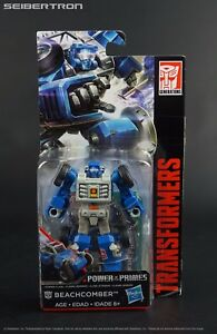 Transformers Power Of The Primes BEACHCOMBER Complete Legends POTP