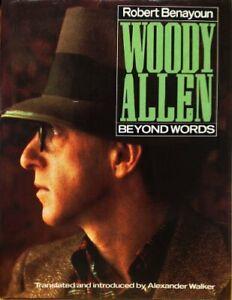 Woody-Allen-Beyond-Words-by-Benayoun-Robert-Hardback-Book-The-Cheap-Fast-Free
