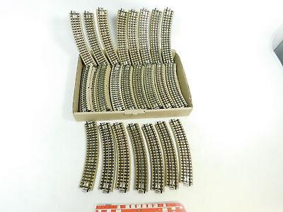 Bd663-2# 43x Märklin/marklin H0/00/ac Gleisstück/schiene M-gleis Für 3600/800 Crease-Resistance Track Ho Scale