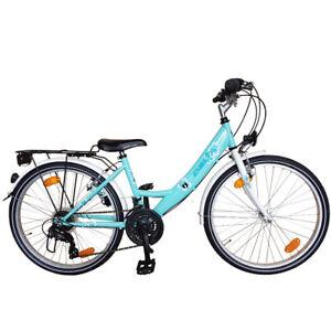 harmony kinderfahrrad 24 zoll fahrrad delta 18 gang shimano stvzo mint ebay. Black Bedroom Furniture Sets. Home Design Ideas