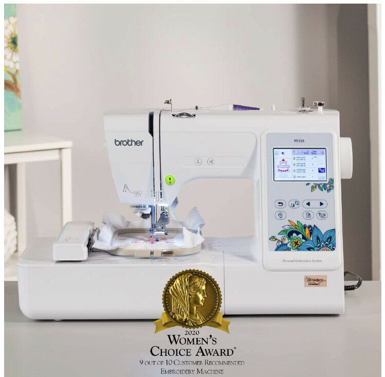 s l1600 - 🧵Brother Computerized Embroidery Sewing Machine w/ LCD Screen PE535 BRAND NEW🧵