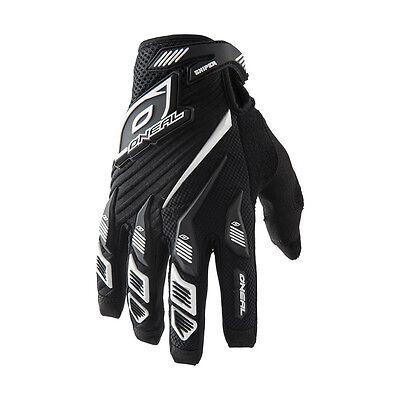 O/'Neal Sniper Elite Handschuhe Mountain Bike MX Moto Cross MTB DH FR Enduro
