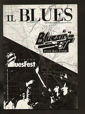 IL BLUES 19/87 GREEN CLEARWATER LAURY CAMPBELL BUCHANAN FOREST CHANDLER DAWKINS