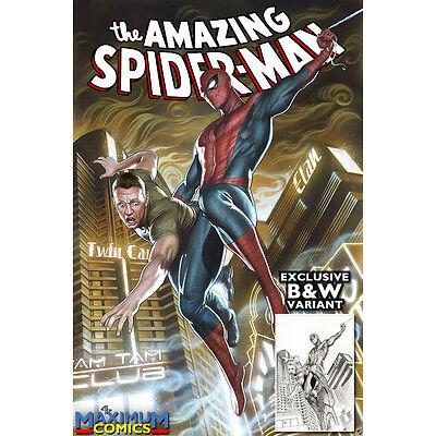 Amazing Spider-Man #1 -- Exclusive MAXIMUM Comics COLOR Variant -- Adi GRANOV