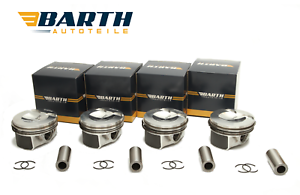 4x Piston phrase SKODA VW AUDI Ø 23 mm 2,0 2.0 TFSi TSI 06h107065dm