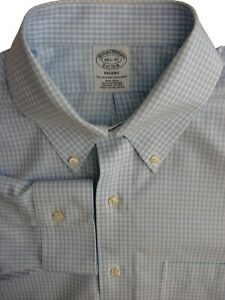 Brooks Brothers Dress Non Iron Botton Down Regent, Camicia