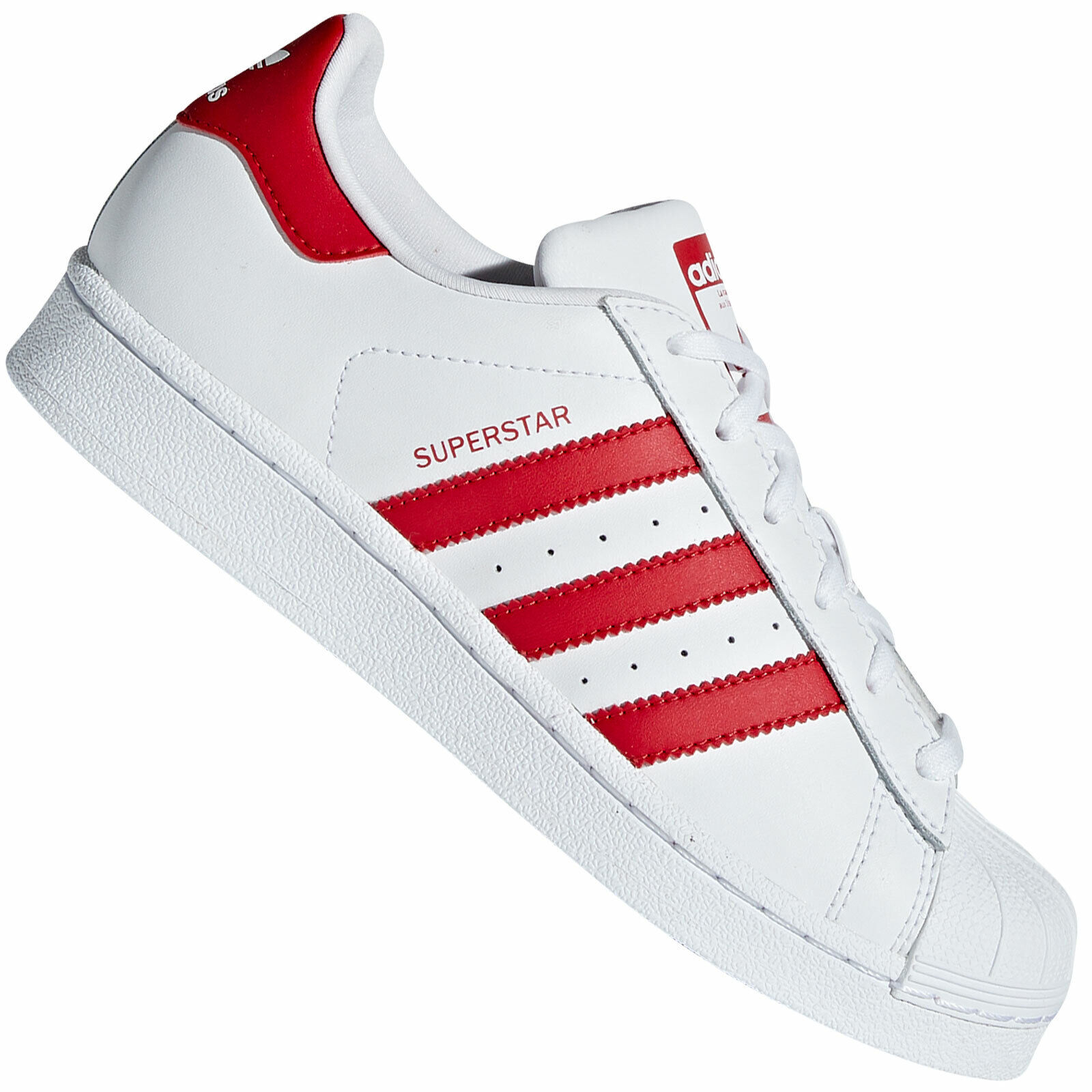 Adidas Originals Superstar Chaussures Baskets de Sport Junior Neuf