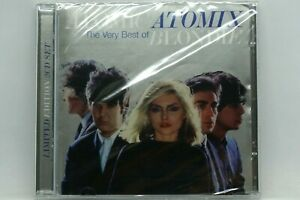 Blondie-ATOMIC-ATOMIX-The-Very-Best-of-LIMITED-EDITION-2CD-SET-HTF