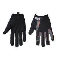 Klein Tools 40231 Journeyman High Dexterity Touchscreen Gloves, Size Extra-large